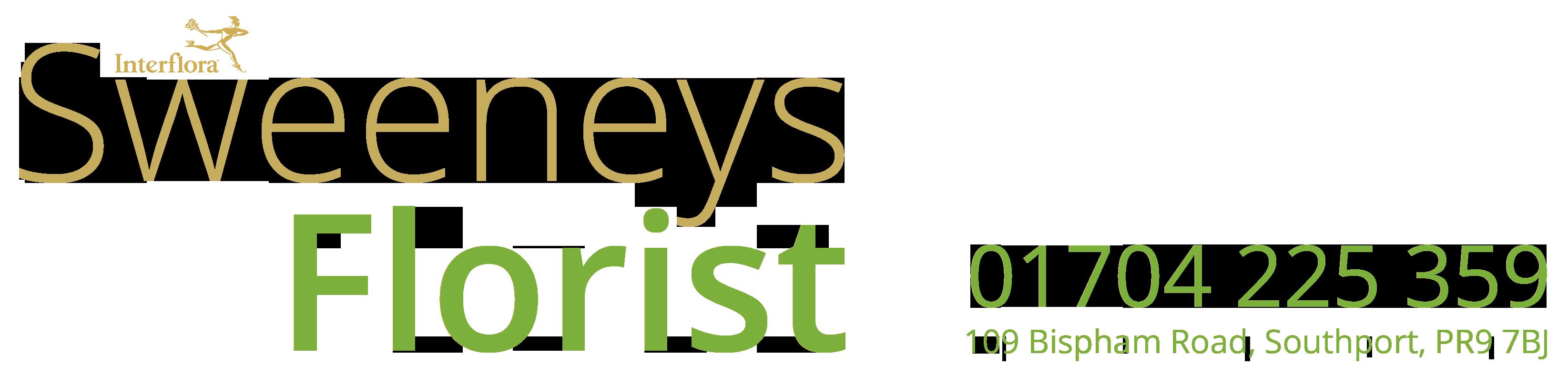 Logo Sweeneys Florist
